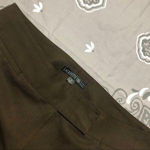 Lafayette 148 New York | Brown Dress Pants Size 8